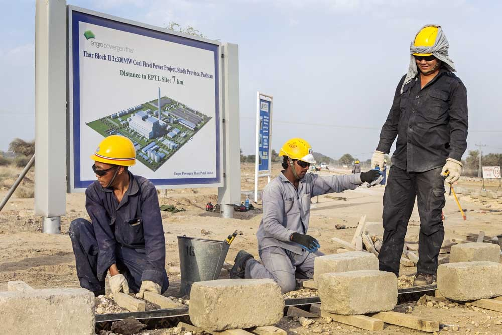 CPEC and workers' rights