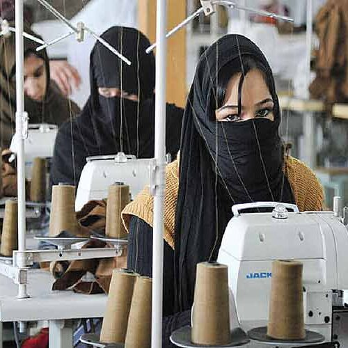 No country for working women